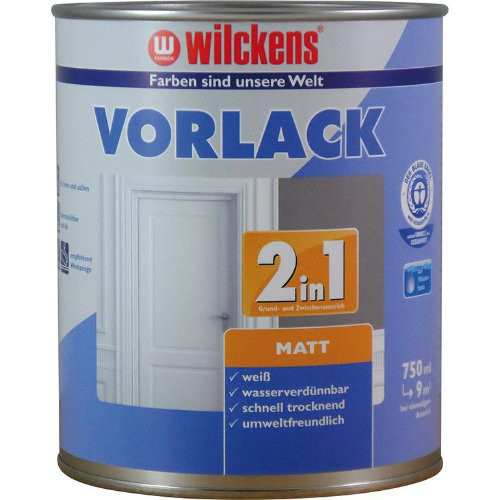 Vorlack 2 in 1 750 ml