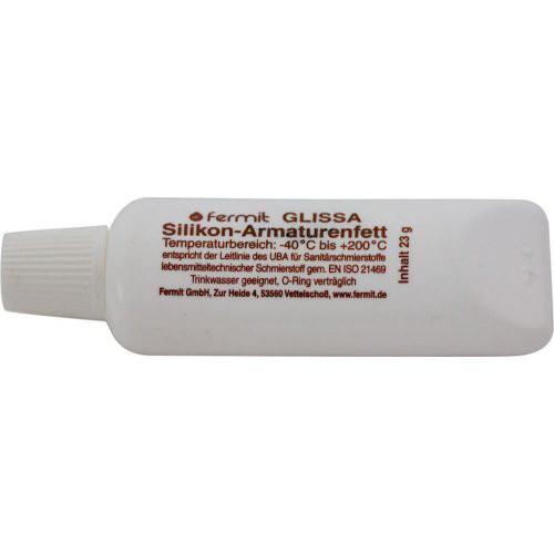 Glissa Silikon- Armaturenfett 23 g Tube