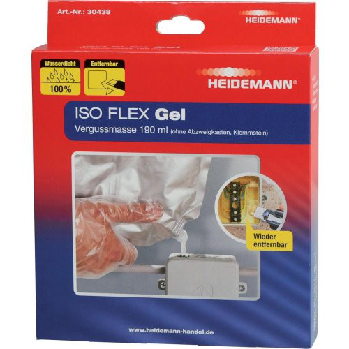 ISO FLEX Gel Vergussmasse 190 ml