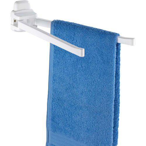 Handtuchhalter Pure 2-armig, weiß