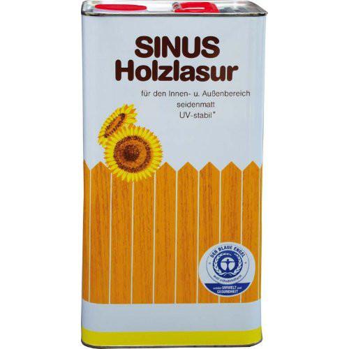 Sinus Holzlasur 5 l Nussbaum