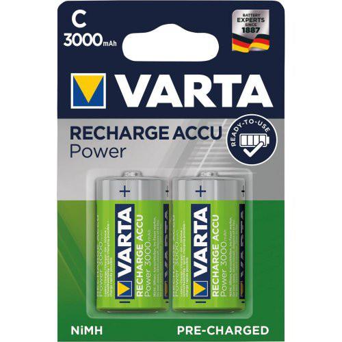 Batterie RECHARGEABLE Akku C 3000mAh VARTA