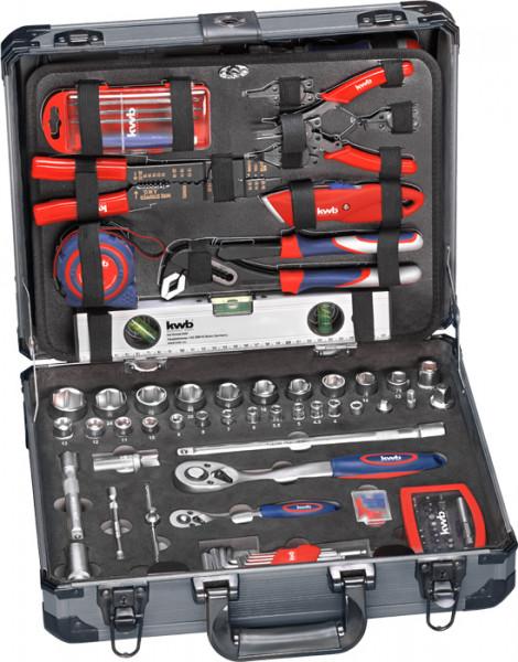 Werkzeugkoffer, 129-tlg.