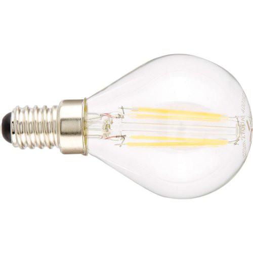 LED Tropfen 4W E14 klar
