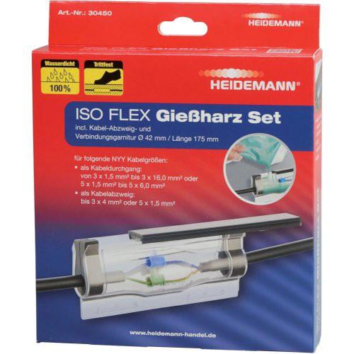 Giesharz ISO-PUR K 760 kalthärtend