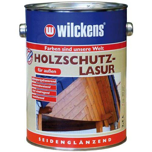 Holzschutzlasur 2,5 l, Teak