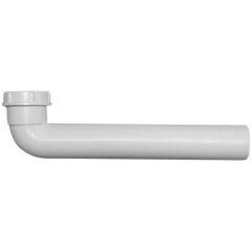 Ablaufbogen -Kunstst.für Siphon 40 X 245 mm