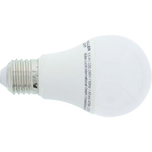 LED Birne 5,5W E27 470lm