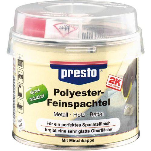 presto Feinspachtel Polyester, 250 g