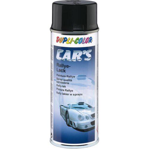 Cars Rallyelack 400 ml, schwarz, glzd.