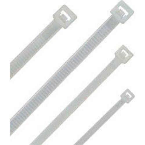 Nylon - Kabelbinder natur500 X 12,6 10 Stk SB