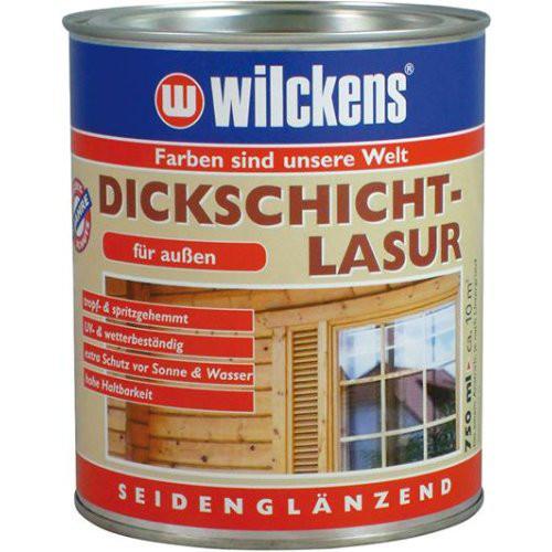 Dickschichtlasur 750 ml, Teak