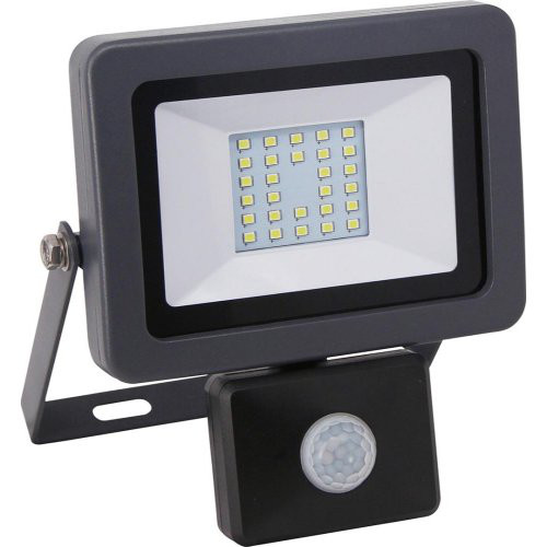 LED Fluter Flare 20W anthr. mit BWM