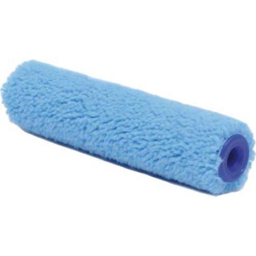Lackierwalze Polyester blau 10cm, 2-er-Pack