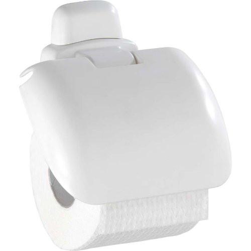 Toilettenpapierhalter PurKunststoff, weiß