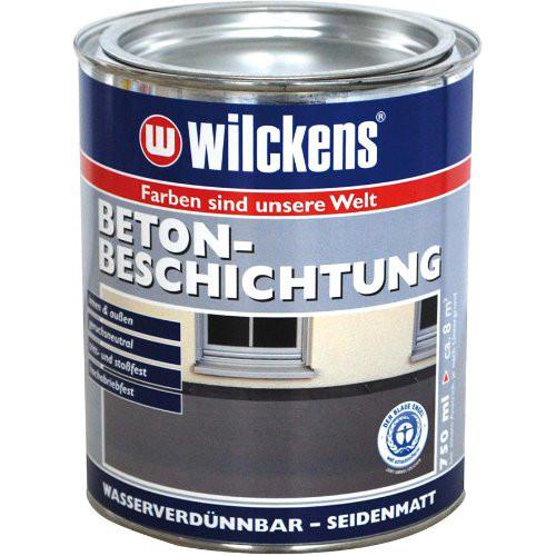 Betonbeschichtung RAL7001750 ml