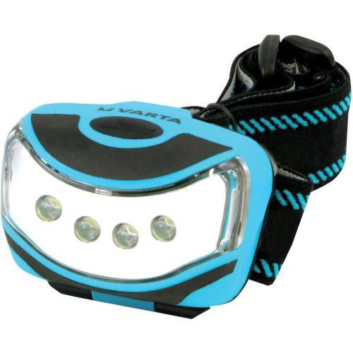 Varta Stirnlampe Outdoor Sports blau BLI