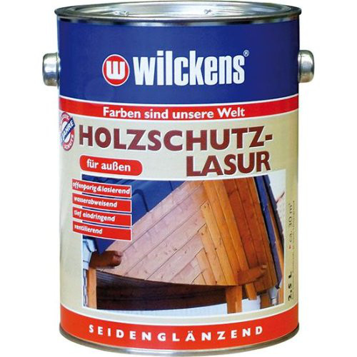 Holzschutzlasur 2,5 l, Nussbaum