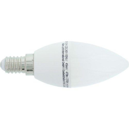 LED Kerze 5,5W E14 470lm