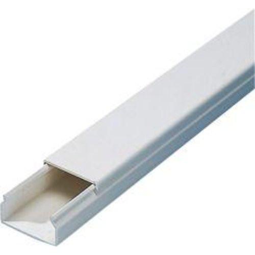 Leitungsschutz-Kanal PVC 2 m,15x30 mm, weiß