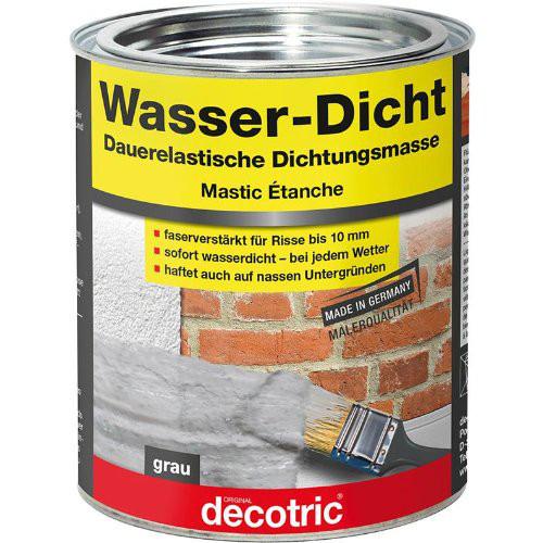 Wasserdicht 750 ml decotric