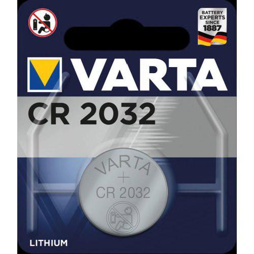 Knopfzelle Electronics CR 2032 VARTA