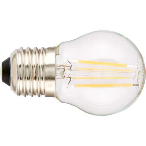 LED Tropfen 4W E27 klar