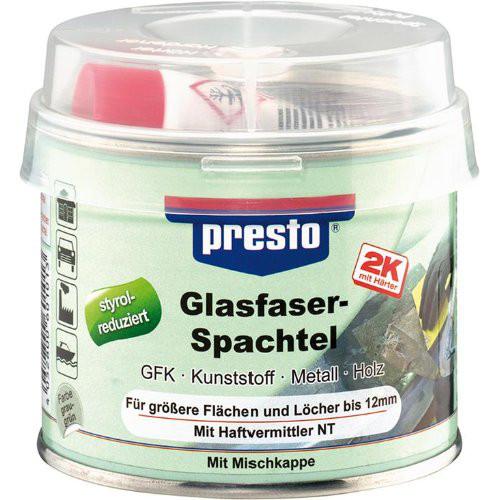 presto Glasfaserspachtel 250 g