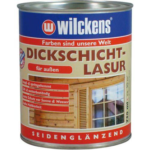 Dickschichtlasur 750 ml, Nussbaum