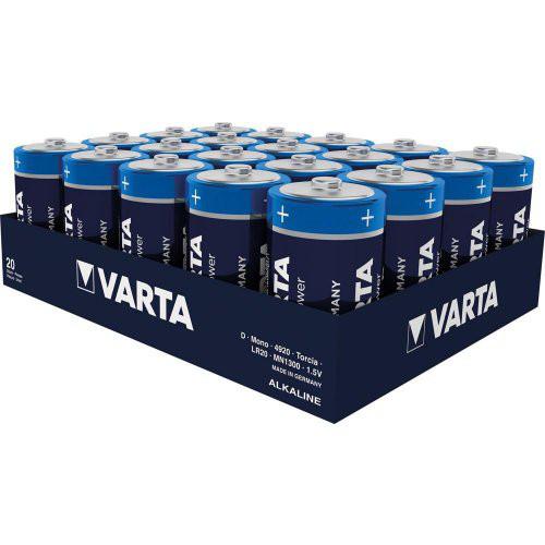Batterie High Energy D, 16500mAh, 1 Stk. VARTA