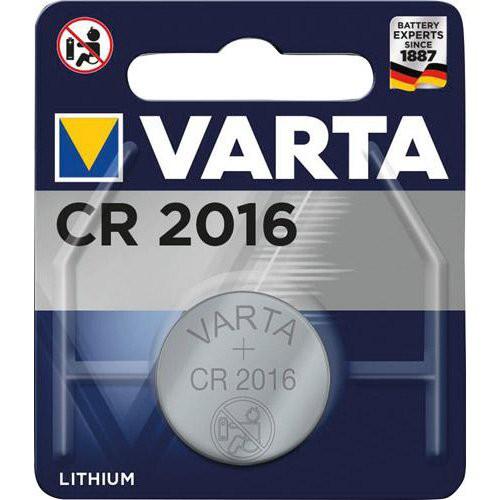 VARTA Electronics CR 2016