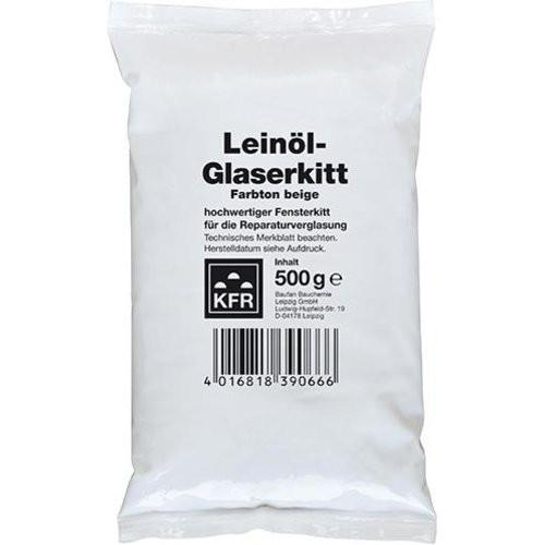 Glaserkitt 500 g decotric