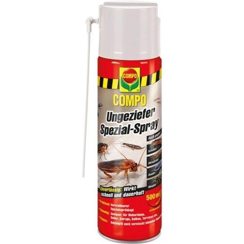 Ungeziefer Spezial-Spray N 500 ml COMPO