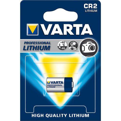 VARTA PHOTO Lithium CR 2 1er Blister