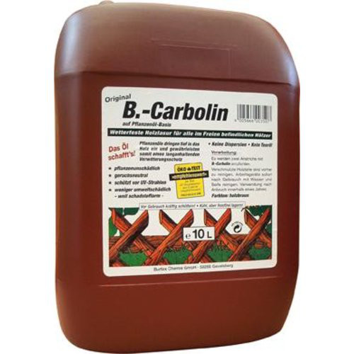 B.-Carbolin Holzanstrich 10 l Kst.-Kan.