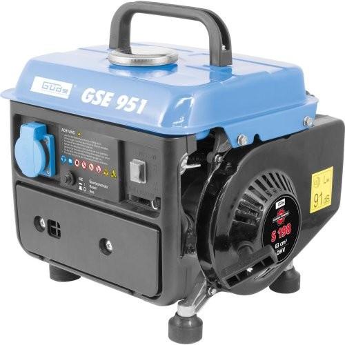 Stromerzeuger GSE 951 231 V 1,0 kW 3,8 l Tank