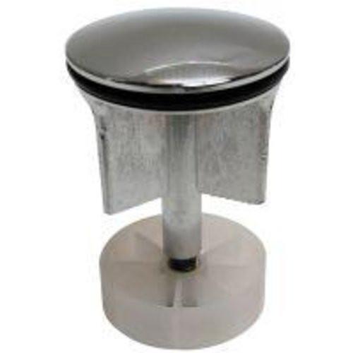 """Excenterstopfen 35 mm f. Ablauf. 1 1/4"""", Chrom"""
