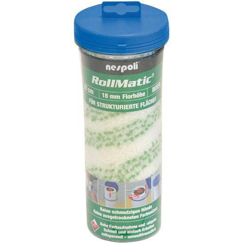 Farbwalze Rollmatic 25cm FH18mm