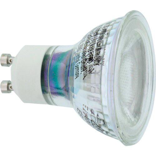 LED GU10 Glas 5W 300lm